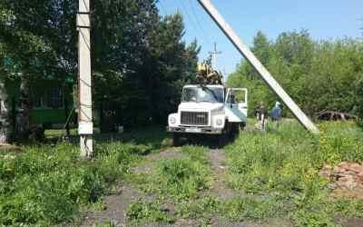 Установка опор ЛЭП - Новокузнецк, цены, предложения специалистов