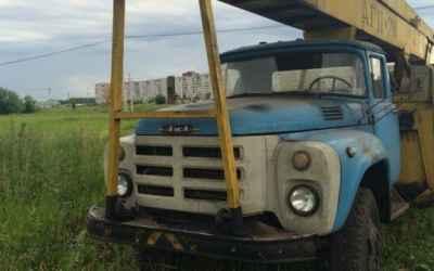 Аренда автовышки Кемерово - Березовский