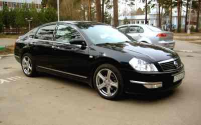 Автомобиль легковой Nissan Teana заказать или взять в аренду, цены, предложения компаний