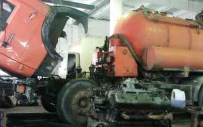 Ремонт грузовых автомобилей оказываем услуги, компании по ремонту