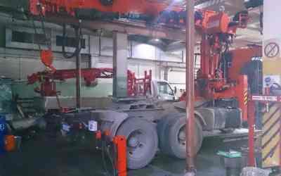 Ремонт манипуляторов (кранов) оказываем услуги, компании по ремонту