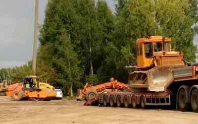 Трал Трал 50 тонн заказать или взять в аренду, цены, предложения компаний