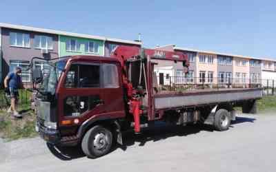 Манипулятор Nissan Diesel заказать или взять в аренду, цены, предложения компаний