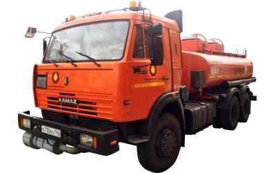 Аренда топливозаправщика, бензовозов - Кемерово