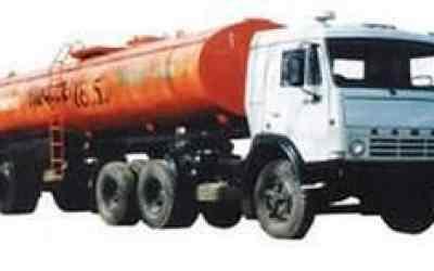 Перевозка ГСМ бензовозом  КАМАЗ 6460 - Кемерово