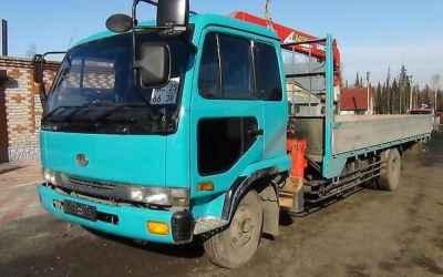 Услуги крана - манипулятора, эвакуация авто - Кемерово