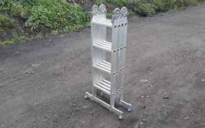 Лестница и стремянка Лестница-трансформер заказать или взять в аренду, цены, предложения компаний