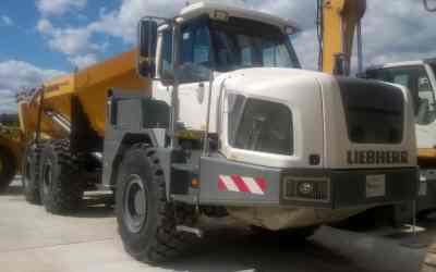 Самосвал Liebherr TA 230 заказать или взять в аренду, цены, предложения компаний