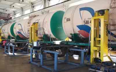 Деповский ремонт грузовых вагонов и цистерн оказываем услуги, компании по ремонту