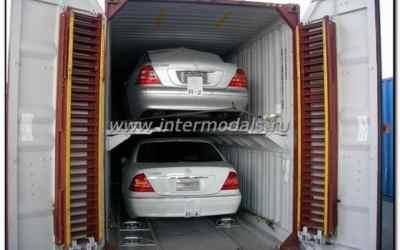 Перевозка автомобилей в контейнерах по ЖД - Кемерово, цены, предложения специалистов