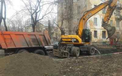 Земляные работы - Новокузнецк, цены, предложения специалистов