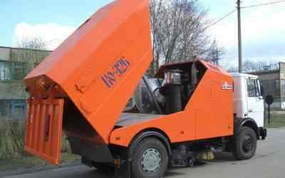 Вакуумная подметально-уборочная машина Услуги подметальной машины КО-326 для уборки улиц заказать или взять в аренду, цены, предложения компаний