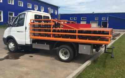 Машина для перевозки газовых баллонов Перевозка газовых баллонов. Услуги автомобиля заказать или взять в аренду, цены, предложения компаний