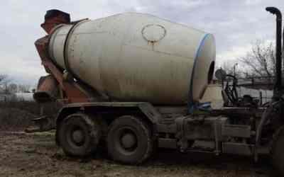 Ремонт и восстановление бочек миксеров, замена роликов бетоновозов оказываем услуги, компании по ремонту