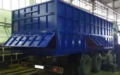 Ремонт зерновозов, полуприцепы и шасси оказываем услуги, компании по ремонту
