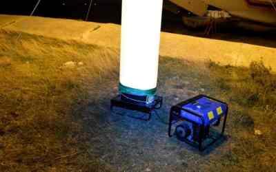Ремонт световых аварийных установок, мачт и башен. Замена запчастей оказываем услуги, компании по ремонту
