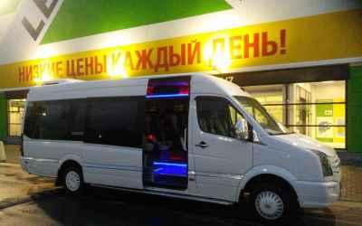 Заказ автобуса микроавтобуса 20 мест - Кемерово