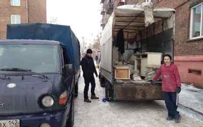 Грузчики.Вывоз мусора строительного.Вывоз мебели - Кемерово, цены, предложения специалистов