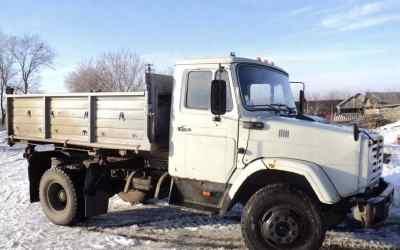 Вывоз строительного мусора ЗИЛ, грузчики - Кемерово, цены, предложения специалистов