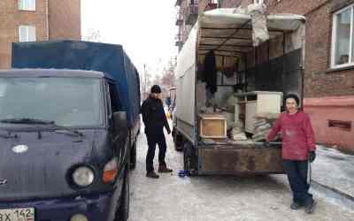 Грузчики.Вывоз мусора крупного.Вывоз мебели - Кемерово, цены, предложения специалистов