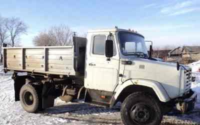 Вывоз крупного мусора ЗИЛ, грузчики - Кемерово, цены, предложения специалистов