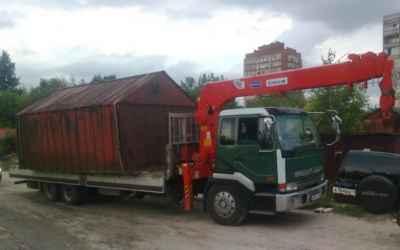 Перевозка гаражей,негабарит,трал - Кемерово, цены, предложения специалистов