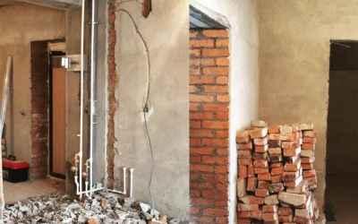 Демонтажные работы - Кемерово