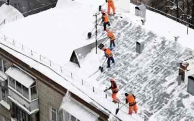 Уборка снега - Прокопьевск, цены, предложения специалистов