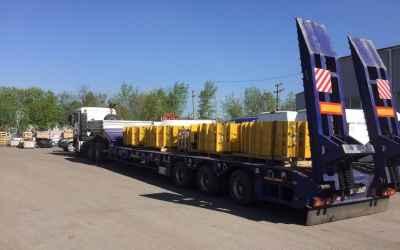 Перевозка спецтехники - Новокузнецк, цены, предложения специалистов