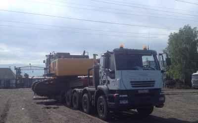 Перевозка негабаритного груза, услуги трала - Новокузнецк, цены, предложения специалистов