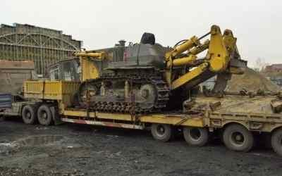 Услуги тралов для перевозки спецтехники и промоборудования - Кемерово, цены, предложения специалистов