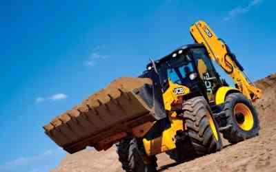 Планировка грунта, копка, рытье JCB 3CX + Буроям - Новокузнецк, цены, предложения специалистов