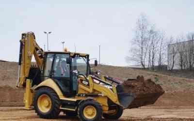 Планировка грунта, копка, рытье - Кемерово, цены, предложения специалистов