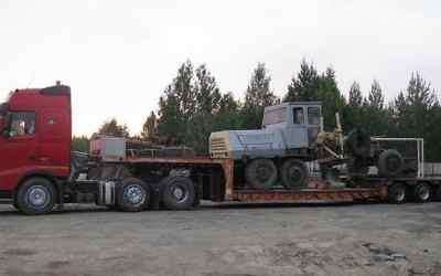 Заказ тралов, негабаритные перевозки - Кемерово, цены, предложения специалистов