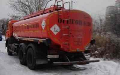 Доставка топлива цистерной бензовозом, топливозаправщика - Прокопьевск
