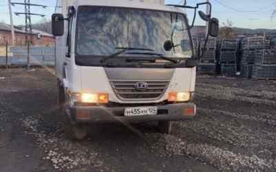Грузоперевозки 5 тонн - Новокузнецк, цены, предложения специалистов