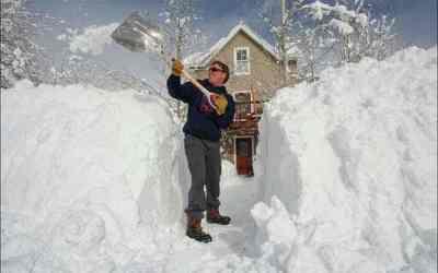 Уборка улиц и дорог от снега - Мыски, цены, предложения специалистов