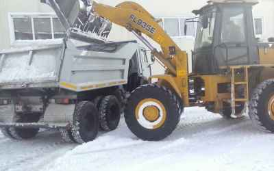 Уборка улиц и дорог от снега - Кемерово, цены, предложения специалистов