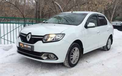 Автомобиль легковой RENAULT LOGAN МКПП заказать или взять в аренду, цены, предложения компаний