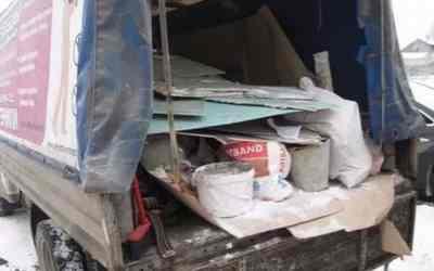 Газель,грузчики,вывоз строительного мусора,мебели - Кемерово, цены, предложения специалистов