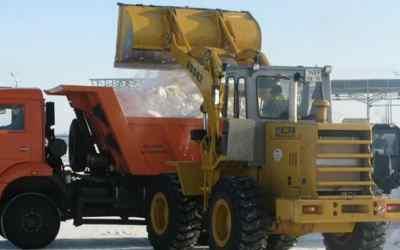 Уборка- вывоз снега, строительного мусора - Новокузнецк, цены, предложения специалистов