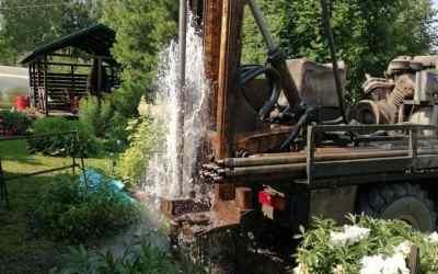 Бурим скважины на воду. Инженерные изыскания. Сос - Кемерово, цены, предложения специалистов