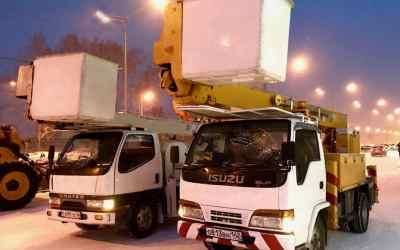 Аренда автовышки 16, 22, 28, 32 метра - Новокузнецк, заказать или взять в аренду