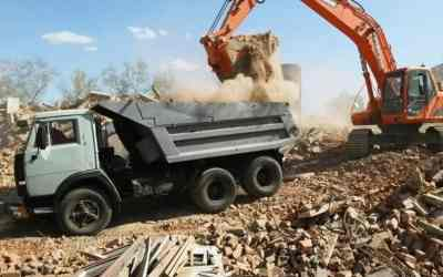 Демонтажные работы, разбор завалов, услуги спецтехники - Кемерово, цены, предложения специалистов