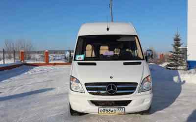 Автобус и микроавтобус Mercedes-sprinter-casablanca заказать или взять в аренду, цены, предложения компаний