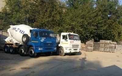 Доставка и перевозка бетона миксерами и автобетоносмесителями - Кемерово, цены, предложения специалистов