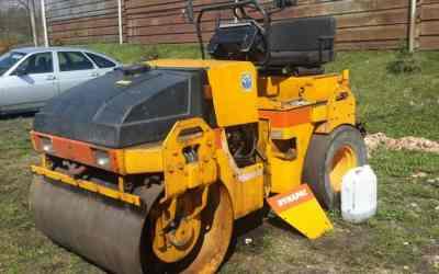 Ремонт дорожных катков Dynapac RC45 оказываем услуги, компании по ремонту