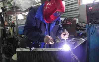 Ремонт радиаторов автобусов оказываем услуги, компании по ремонту