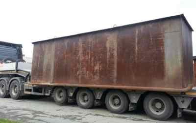 Перевозка негабарита, тралы и автокраны - Новокузнецк, цены, предложения специалистов