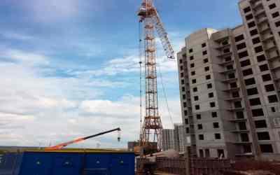 Услуги по ремонту башенных кранов оказываем услуги, компании по ремонту